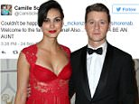 Mandatory Credit: Photo by MediaPunch/REX Shutterstock (5146580di)\nMorena Baccarin, Benjamin McKenzie\n67th Annual Primetime Emmy Awards, 20th Century Fox and Fx after party, Los Angeles, America  - 20 Sep 2015\n\n