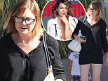 Picture Shows: Ellen Pompeo  September 25, 2015\n \n Actress and busy mom Ellen Pompeo is spotted out and about in Studio City, California with her daughter Stella. Missing from the outing was Ellen's other daughter Sienna who was born via surrogate last year. \n \n Non Exclusive\n UK RIGHTS ONLY\n \n Pictures by : FameFlynet UK © 2015\n Tel : +44 (0)20 3551 5049\n Email : info@fameflynet.uk.com
