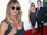 LOS ANGELES, CA - SEPTEMBER 25:  Actors Goldie Hawn (L) and Kurt Russell attend the Remembering Pavarotti Benefit Concert and Gala featuring Andrea Bocelli and Renee Fleming at The Music Center on September 25, 2015 in Los Angeles, California.  (Photo by David Livingston/Getty Images)