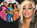 Mandatory Credit: Photo by Startraks Photo/REX Shutterstock (4379212z).. Tionne 'T-Boz' Watkins (TLC).. New Kids on the Block announce 'The Main event' tour, New York, America - 20 Jan 2015.. New Kids on The Block Announce 'The Main Event' Tour with Nelly and Tlc in a Press Conference at Madison Square Garden..
