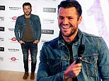 Mandatory Credit: Photo by Graham Stone/REX Shutterstock (5182794a)  Mark Wright  Style Birmingham Live, Birmingham, Britain - 26 Sep 2015