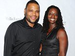LOS ANGELES, CA - AUGUST 10:  Actor Anthony Anderson (L) and his wife Alvina Stewart arrive at the 12th Annual Harold Pump Foundation Gala on August 10, 2012 in Los Angeles, California.  (Photo by Amanda Edwards/Getty Images)