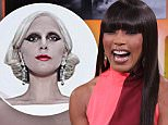 Angela Basset says Lady Gaga is a good kisser