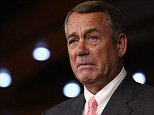 WASHINGTON, DC - SEPTEMBER 25:  Speaker of the House John Boehner (R-OH) announces that he is retiring from the House and stepping down as Speaker at the end of October during a news conference at the U.S. Capitol September 25, 2015 in Washington, DC. After 25 years in Congress and five years as Speaker, Boehner said he decided this morning to step down after contemplation and prayer.  (Photo by Chip Somodevilla/Getty Images) ***BESTPIX***