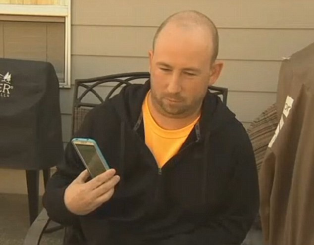 Ken Slusher was stunned when Verizon said he owed $2million on a phone plan they had for just one month