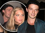 Patrick Schwarzenegger pushes his way into the Nice Guy Club and knocks down a photographer in the process, West Hollywood\n\nPictured: Patrick Schwarzenegger\nRef: SPL1136718  250915  \nPicture by: Photographer Group / Splash News\n\nSplash News and Pictures\nLos Angeles: 310-821-2666\nNew York: 212-619-2666\nLondon: 870-934-2666\nphotodesk@splashnews.com\n