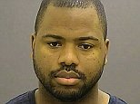 BALTIMORE, MD - MAY 1: (EDITOR'S NOTE: BEST QUALITY AVAILABLE) In this handout photo provided by the Baltimore Police Department, officer William Porter poses for a mug shot on May 1, 2015 in Baltimore, Maryland. Officer Rice was arrested in connection with the death of Freddie Gray while in police custody. Gray's death was ruled a homicide and criminal charges have been filed. Gray, 25, was arrested for possessing a switch blade knife April 12 outside the Gilmor Houses housing project on Baltimore's west side. (Photo by Baltimore Police Department via Getty Images)
