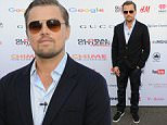 NEW YORK, NY - SEPTEMBER 26:  Actor Leonardo DiCaprio attends the 2015 Global Citizen Festival to end extreme poverty by 2030 in Central Park on September 26, 2015 in New York City.  (Photo by Craig Barritt/Getty Images for Global Citizen)