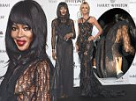 MILAN, ITALY - SEPTEMBER 26:  Naomi Campbell arrives at amfAR Milano 2015 at La Permanente on September 26, 2015 in Milan, Italy.  (Photo by Stefania D'Alessandro/Getty Images for amfAR)