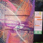 """Pendulum Painting 2"" by Art on Wheels"
