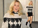 Ellie Goulding arrives at the BBC Radio 1 studios ahead of her appearance in the Live Lounge\nFeaturing: Ellie Goulding\nWhere: London, United Kingdom\nWhen: 27 Sep 2015\nCredit: WENN.com