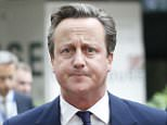 Image : 39613960    (150923) -- BRUSSELS, Sept. 23, 2015 (Xinhua) -- British Prime Minister David Cameron arrives to attend an European Union (EU) emergency summit on the migration crisis at EU Headquarters in Brussels, Belgium, Sept. 23, 2015. ..PHOTOGRAPH BY Xinhua /Landov / Barcroft Media..UK Office, London...T +44 845 370 2233..W www.barcroftmedia.com..USA Office, New York City...T +1 212 796 2458..W www.barcroftusa.com..Indian Office, Delhi...T +91 11 4053 2429..W www.barcroftindia.com