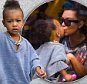 Kim Kardashian and baby North wearing a gold chain,take a walk in New York City\n\nPictured: North West\nRef: SPL1117570  070915  \nPicture by: RobO/Splash News\n\nSplash News and Pictures\nLos Angeles: 310-821-2666\nNew York: 212-619-2666\nLondon: 870-934-2666\nphotodesk@splashnews.com\n