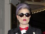 26.SEPT.2015 - LONDON - UK ** EXCLUSIVE ALL ROUND PICTURES ** SINGER/REALITY TV STAR KELLY OSBOURNE AND A FRIEND LEAVING THE PLAYHOUSE THEATRE STUDIOS IN LONDON BYLINE MUST READ : XPOSUREPHOTOS.COM ***UK CLIENTS - PICTURES CONTAINING CHILDREN PLEASE PIXELATE FACE PRIOR TO PUBLICATION*** UK CLIENTS MUST CALL PRIOR TO TV OR ONLINE USAGE PLEASE TELEPHONE 0208 344 2007