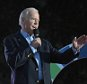 NEW YORK, NY - SEPTEMBER 26:  Vice President of The United States, Joseph Biden, on stage at the 2015 Global Citizen Festival to end extreme poverty by 2030 in Central Park on September 26, 2015 in New York City.  (Photo by Theo Wargo/Getty Images for Global Citizen)