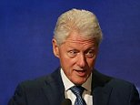 NEW YORK, NY - SEPTEMBER 27:  Former U.S. President Bill Clinton opens the annual Clinton Global Initiative (CGI) meeting on September 27, 2015 in New York City. The event, which coincides with the General Assembly at the United Nations, gathers global leaders, activists and business people to try and to bring solutions to the world's most pressing challenges. CGI Annual Meetings have brought together 190 sitting and former heads of state, more than 20 Nobel Prize laureates, and hundreds of leading CEOs, heads of foundations and NGOs, major philanthropists, and members of the media.  (Photo by Spencer Platt/Getty Images) *** BESTPIX ***