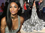 MILAN, ITALY - SEPTEMBER 26: Ciara attends amfAR Milano 2015 at La Permanente on September 26, 2015 in Milan, Italy.  (Photo by Victor Boyko/Getty Images for Harry Winston)