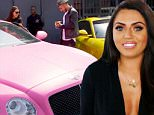 """ublished on Sep 27, 2015\nLooks like things are getting pretty serious for the """"DASH Dolls"""" star and boyfriend Shalom. See her reaction to her perfect """"Barbie"""" car!\n\nSUBSCRIBE: http://bit.ly/Eentsub\n\nAbout E! Entertainment:\nE! is your go-to source for entertainment news, celebrities, celeb news, and celebrity gossip.\n\nConnect with E! Entertainment Online:\nVisit the E! WEBSITE: eonline.com \nLike E! on FACEBOOK: http://eonli.ne/facebook\nCheck out E! on INSTAGRAM: http://eonli.ne/IG\nFollow E! on TWITTER: http://eonli.ne/twitter\nFollow E! on Spotify: http://eonli.ne/spotify\n\nWhoa! Durrani's Boyfriends Buys Her a Pink Bentley! 