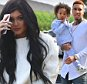 Kim Kardashian, Kanye West, North West, Kourtney Mason and Penelope as well as Tyga with his son King arrive for Easter Services in Woodland Hills\n\nPictured: Kim Kardashian, Kanye West, North West, Kourtney Kardashian, Mason Disick, Penelope Disick, Tyga, Corey Gamble, King\nRef: SPL992323  050415  \nPicture by: Fern / Splash News\n\nSplash News and Pictures\nLos Angeles: 310-821-2666\nNew York: 212-619-2666\nLondon: 870-934-2666\nphotodesk@splashnews.com\n