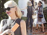 Picture Shows: Gwen Stefani  September 26, 2015\n \n ** Min Web / Online Fee £400 For Set **\n \n Celebrities seen attending a private party at Tobey Maguire's house in Brentwood, California.\n \n ** Min Web / Online Fee £400 For Set **\n \n Exclusive All Rounder\n UK RIGHTS ONLY\n FameFlynet UK © 2015\n Tel : +44 (0)20 3551 5049\n Email : info@fameflynet.uk.com