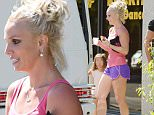 Pictured: Britney Spears\nMandatory Credit © Milton Ventura/Broadimage\nBritney Spears hits the dance Studio in Calabasas\n\n9/26/15, Calabasas, California, United States of America\n\nBroadimage Newswire\nLos Angeles 1+  (310) 301-1027\nNew York      1+  (646) 827-9134\nsales@broadimage.com\nhttp://www.broadimage.com\n