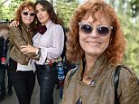 NEW YORK, NY - SEPTEMBER 26:  (Exclusive Coverage) Susan Sarandon attends 2015 Global Citizen Festival to end extreme poverty by 2030 in Central Park on September 26, 2015 in New York City.  (Photo by Kevin Mazur/Getty Images for Global Citizen)