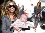 ABBEY CLANCY AND PETER CROUCH SEEN ARRIVING AT ABBEYS BROTHERS BABYS CHRISTENING HELD AT BISHOP ETON CHURCH IN LIVERPOOL\\n\\n***EXCLUSIVE ALL ROUND*** \\n\\n***iCelebTV.com***