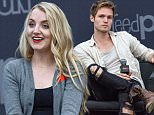 Evanna Lynch is an Irish actress and model, who played Luna Lovegood in the last four 'Harry Potter' films. Robbie Jarvis is an English actor who played young James Potter in 'Harry Potter and the Order of the Phoenix'. Clive Standen is a British actor, best known for playing Rollo in the 'Vikings', which is now in its fourth season.\n\nPictured: Evanna Lynch\nRef: SPL1137190  260915  \nPicture by: Splash News\n\nSplash News and Pictures\nLos Angeles: 310-821-2666\nNew York: 212-619-2666\nLondon: 870-934-2666\nphotodesk@splashnews.com\n
