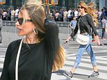 EXCLUSIVE: Joe Manganiello's fiance SofÌa Vergara has a bad hair day while strolling around New York City, the Colombian actress was carrying her Chloe handbag as she head to Bergdorf Goodman store on Fifth Avenue\n\nPictured: SofÌa Vergara\nRef: SPL1137066  260915   EXCLUSIVE\nPicture by: Felipe Ramales / Splash News\n\nSplash News and Pictures\nLos Angeles: 310-821-2666\nNew York: 212-619-2666\nLondon: 870-934-2666\nphotodesk@splashnews.com\n