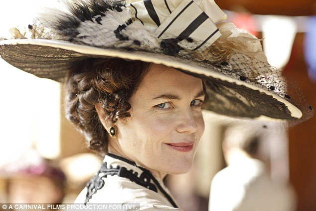 Set in 19th Century New York and focusing on the city's most privileged families, American-born Cora (played by Elizabeth McGovern) may also reappear