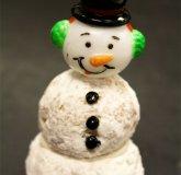Super simple snowman treats!