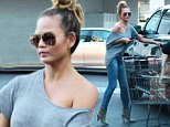 Pictured: Chrissy Teigen\nMandatory Credit © Bella/Broadimage\nChrissy Teigen grocery shopping at Bristol Farms\n\n9/27/15, West Hollywood, California, United States of America\n\nBroadimage Newswire\nLos Angeles 1+  (310) 301-1027\nNew York      1+  (646) 827-9134\nsales@broadimage.com\nhttp://www.broadimage.com\n