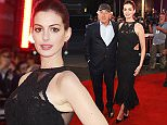 """LONDON, ENGLAND - SEPTEMBER 27:  Anne Hathaway attends the UK Premiere of """"The Intern"""" at Vue West End on September 27, 2015 in London, England.  (Photo by Dave J Hogan/Getty Images)"""