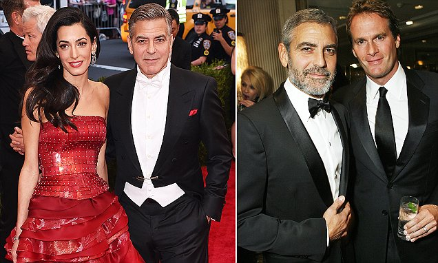 George Clooney's best friend reveals how they shared everything before Amal