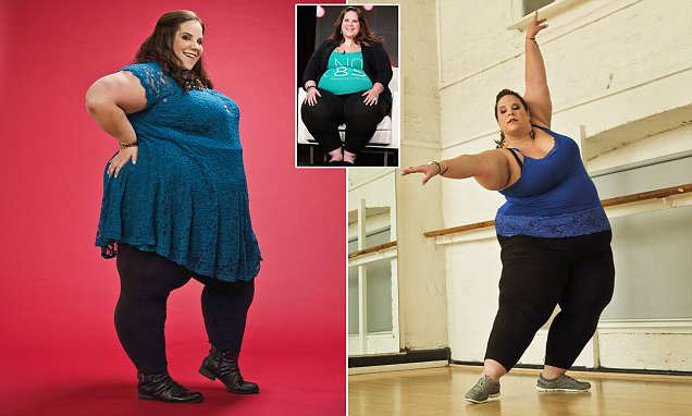 Fat Girl Dancing's Whitney Thore speaks out about battle with polycystic ovaries