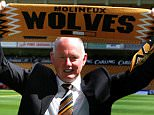 Wolverhampton Wanderers new owner Steve Morgan during a press call at the Molineux, Wolverhampton. PRESS ASSOCIATION Photo. Picture date:  Thursday August 9, 2007. Photo credit should read: Nick Potts/PA Wire.    THIS PICTURE CAN ONLY BE USED WITHIN THE CONTEXT OF AN EDITORIAL FEATURE. NO UNOFFICIAL CLUB WEBSITE USE.