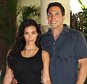 25 JUL 2014\n\nKIM KARDASHIAN AND JOE FRANCIS IN THIS GREAT CELEBRITY TWITTER PICTURE!\n\nBYLINE MUST READ : SUPPLIED BY XPOSUREPHOTOS.COM....*XPOSURE PHOTOS DOES NOT CLAIM ANY COPYRIGHT OR LICENSE IN THE ATTACHED MATERIAL. ANY DOWNLOADING FEES CHARGED BY XPOSURE ARE FOR XPOSURE'S SERVICES ONLY, AND DO NOT, NOR ARE THEY INTENDED TO, CONVEY TO THE USER ANY COPYRIGHT OR LICENSE IN THE MATERIAL. BY PUBLISHING THIS MATERIAL , THE USER EXPRESSLY AGREES TO INDEMNIFY AND TO HOLD XPOSURE HARMLESS FROM ANY CLAIMS, DEMANDS, OR CAUSES OF ACTION ARISING OUT OF OR CONNECTED IN ANY WAY WITH USER'S PUBLICATION OF THE MATERIAL*......*UK CLIENTS MUST CALL PRIOR TO TV OR ONLINE USAGE PLEASE TELEPHONE 0208 344 2007*