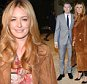 """LOS ANGELES, CA - APRIL 16:  Comedian Patrick Kielty (L) and tv personality Cat Deeley attend the Burberry """"London in Los Angeles"""" event at Griffith Observatory on April 16, 2015 in Los Angeles, California.  (Photo by Chris Weeks/Getty Images for Burberry)"""