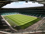 LONDON, ENGLAND - JULY 06:  A general view of Twickenham Stadium on July 6, 2015 in London, England.  (Photo by David Rogers/Getty Images)