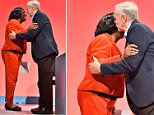 Mandatory Credit: Photo by Ray Tang/REX Shutterstock (5183879ai)\n Diane Abbott and Jeremy Corbyn\n Labour Party Annual Conference, Brighton, Britain - 28 Sep 2015\n \n