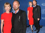 9th Annual Clinton Global Citizen Awards event in NYC\n\nPictured: Sting & Trudie Styler\nRef: SPL1138300  270915  \nPicture by: Nancy Rivera / Splash News\n\nSplash News and Pictures\nLos Angeles: 310-821-2666\nNew York: 212-619-2666\nLondon: 870-934-2666\nphotodesk@splashnews.com\n