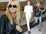 27.SEPTEMBER.2015 - MILAN - ITALY\n*AVAILABLE FOR UK SALE ONLY*\nSUPERMODEL HEIDI KLUM AND HER ART DEALER BOYFRIEND VITO SCHNABEL SEEN LEAVING THE AIRPORT IN MILAN, ITALY.\nBYLINE MUST READ : CIAO PIX/XPOSUREPHOTOS.COM\n***UK CLIENTS - PICTURES CONTAINING CHILDREN PLEASE PIXELATE FACE PRIOR TO PUBLICATION ***\n*UK CLIENTS MUST CALL PRIOR TO TV OR ONLINE USAGE PLEASE TELEPHONE 0208 344 2007**