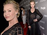 WEST HOLLYWOOD, CA - SEPTEMBER 26:  Actress Portia de Rossi attends the Celebration of ABC's TGIT Line-up presented by Toyota and co-hosted by ABC and Time Inc.'s Entertainment Weekly, Essence and People at Gracias Madre on September 26, 2015 in West Hollywood, California.  (Photo by Jason Kempin/Getty Images for Entertainment Weekly)