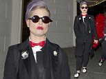 26.SEPT.2015 - LONDON - UK\n** EXCLUSIVE ALL ROUND PICTURES **\nSINGER/REALITY TV STAR KELLY OSBOURNE AND A FRIEND LEAVING THE PLAYHOUSE THEATRE STUDIOS IN LONDON\nBYLINE MUST READ : XPOSUREPHOTOS.COM\n***UK CLIENTS - PICTURES CONTAINING CHILDREN PLEASE PIXELATE FACE PRIOR TO PUBLICATION***\nUK CLIENTS MUST CALL PRIOR TO TV OR ONLINE USAGE PLEASE TELEPHONE 0208 344 2007
