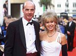 21/04/2002 2002 British Academy Television Awards at The Theatre Royal, Drury Lane Sally Farmiloe with her husband Jeremy Neville