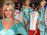 Image licensed to i-Images Picture Agency. 28/09/2015. London, United Kingdom. Pixie Lott arriving at the Pride of Britain Awards in London. Picture by Stephen Lock / i-Images