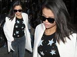 Picture Shows: Selena Gomez  September 27, 2015\n \n Selena Gomez seen leaving the Louis Vuitton Store in Paris. Selena wore a chic white coat and oversized sunglasses.\n \n Non Exclusive\n Worldwide Rights\n \n Pictures by : FameFlynet UK © 2015\n Tel : +44 (0)20 3551 5049\n Email : info@fameflynet.uk.com