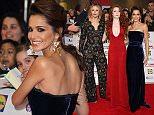 Cheryl Fernandez-Versini & Kimberley Walsh & Nicola Roberts\\nThe Pride of Britain Awards 2015 - Arrrivals\\nLondon, England - 28.09.15\\nLia Toby/WENN