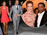 Chiwetel Ejiofor and mystery girl arrive to Lincoln Center for 'The Martian' premiere in NYC\n\nPictured: Chiwetel Ejiofor\nRef: SPL1138282  270915  \nPicture by: BlayzenPhotos / Splash News\n\nSplash News and Pictures\nLos Angeles: 310-821-2666\nNew York: 212-619-2666\nLondon: 870-934-2666\nphotodesk@splashnews.com\n