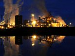File photo dated 18/02/10 of the Teesside Cast Products site in Redcar. Iron and steelmaking at the Redcar steel plant is to be mothballed, with the loss of up to 1,700 jobs, sources told the Press Association.PRESS ASSOCIATION Photo. Picture date: Monday September 28, 2015. See PA story INDUSTRY Steel. Photo credit should read: Owen Humphreys/PA Wire